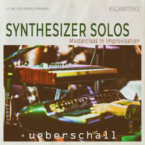 Synthesizer Solos released!